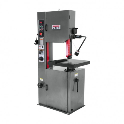 "JET VBS-1408 14"" VERTICAL BAND SAW"