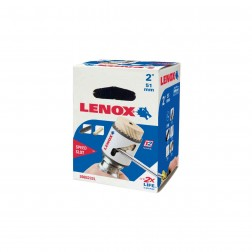"Lenox 5 ½"" Bi-Metal SPEED SLOT® Hole Saw, 30088-88L"