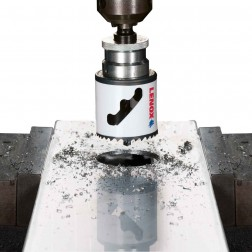 "Lenox 1 ⅜"" Bi-Metal SPEED SLOT® Hole Saw, 30022-22L"